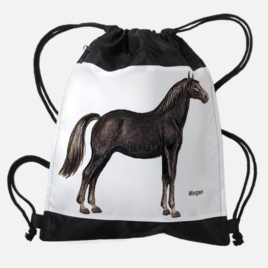 146HorseRevised.png Drawstring Bag