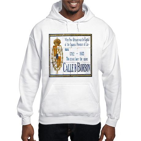Rue Bourbon Tiles Hooded Sweatshirt