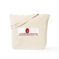 Heard it/TSPC logo Tote Bag