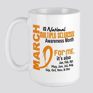 MS Month For Me Large Mug