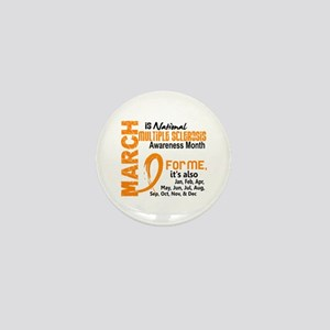 MS Month For Me Mini Button
