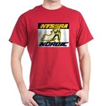 NYSSRA Nordic Special Red T-Shirt