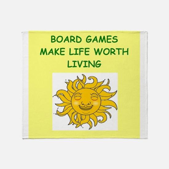 games Throw Blanket