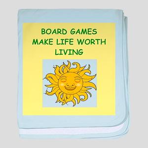 games baby blanket