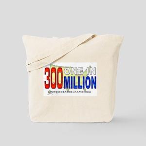 300 Million Tote Bag