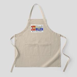 300 Million BBQ Apron