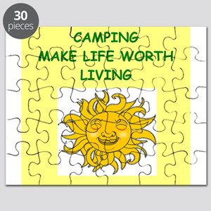 camping Puzzle