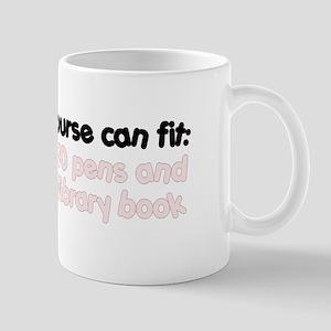 A Writer's Perfect Purse Mug