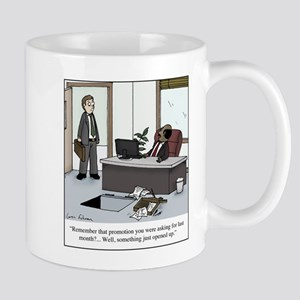 Job opening Mugs