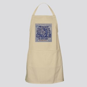 Keep Good Company - Alcott Light Apron