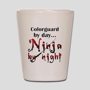 Colorguard Ninja Shot Glass