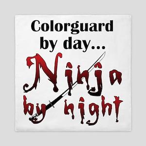 Colorguard Ninja Queen Duvet