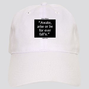 Awake Arise - John Milton Baseball Cap