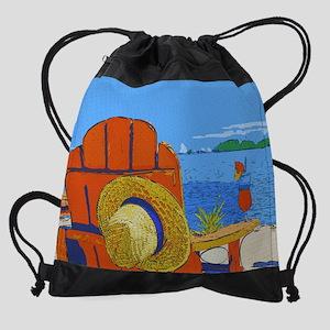 Beach Chair Drawstring Bag