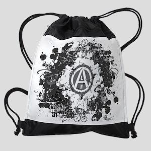 alf-blanc-04 Drawstring Bag