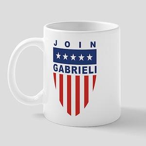 Join Chris Gabrieli Mug