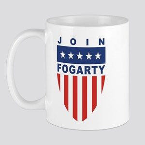 Join Charles Fogarty Mug