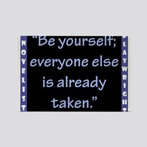 Be Yourself - Wilde Magnets