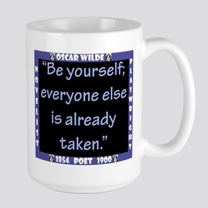 Be Yourself - Wilde Mugs