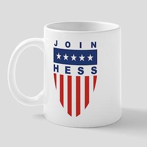 Join Barry Hess Mug