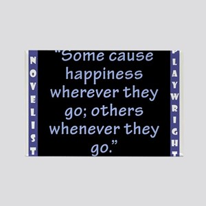 Some Cause Happiness - Wilde Magnets