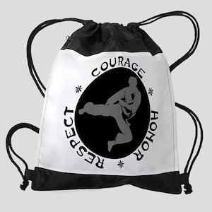 Karate Honor Drawstring Bag