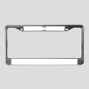 Lactivism License Plate Frame