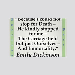 Because I Could Not Stop For Death - Dickinson Mag