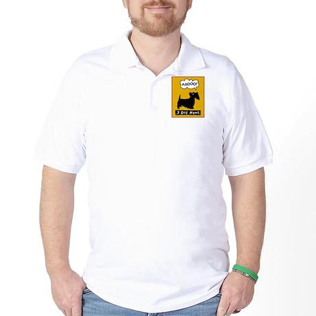 3 DOG HOWL - LOGO Golf Shirt