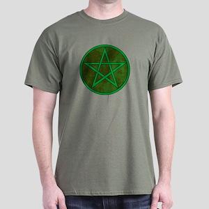 Dark T-Shirt - Earth Pentacle