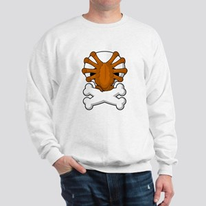 Face Hugger Alien Heavy Sweatshirt