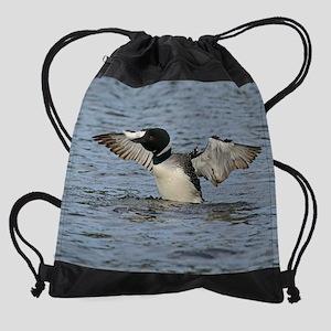 October Drawstring Bag