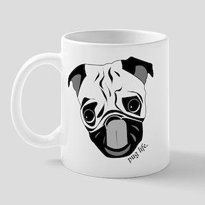 Pug Life Chewie Tongue Mug