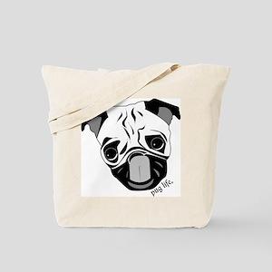 Pug Life Chewie Tongue Tote Bag
