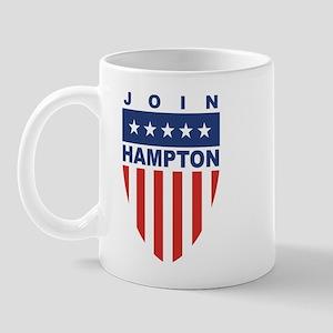 Join Tom Hampton Mug