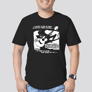 Angry Johnny-I Left Your Bones... Black T-Shirt