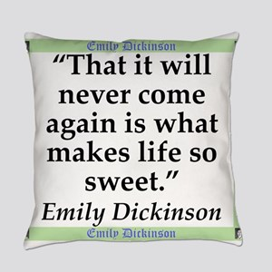That It Will Never Come Again - Dickinson Everyday