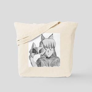 Umasked Tote Bag