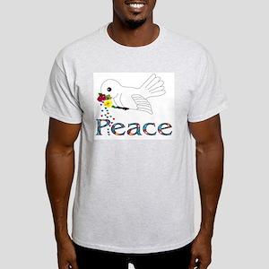 Peace Bird Light T-Shirt