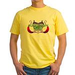 Mantra Yellow T-Shirt