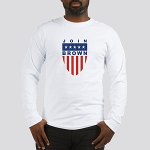 Join Sherrod Brown Long Sleeve T-Shirt