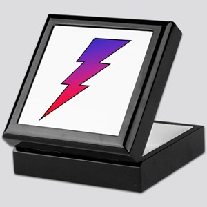 The Lightning Bolt 2 Shop Keepsake Box