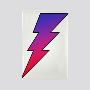 The Lightning Bolt 2 Shop Rectangle Magnet