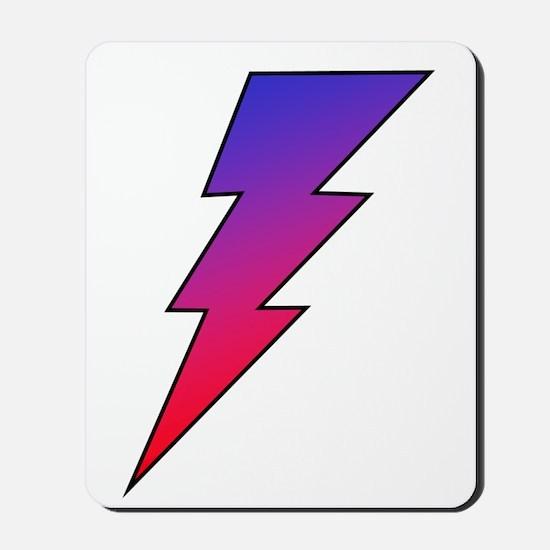 The Lightning Bolt 2 Shop Mousepad