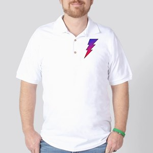 The Lightning Bolt 2 Shop Golf Shirt
