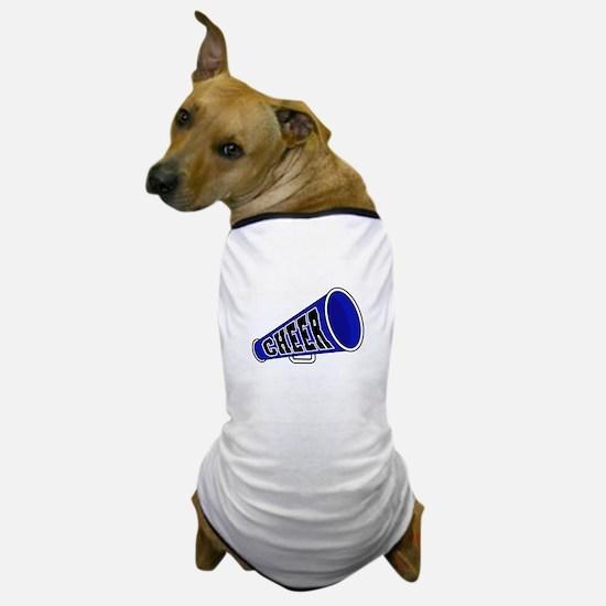 Blue Cheer Megaphone Dog T-Shirt