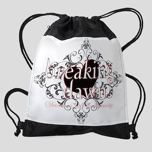 BD forever v3wip dark Drawstring Bag
