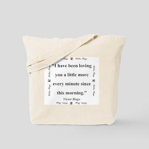 I Have Been Loving You - Hugo Tote Bag