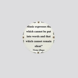 Music Expresses That Which Cannot - Hugo Mini Butt