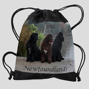 calendar2012 Drawstring Bag